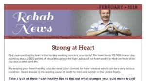 heart disease rehab news